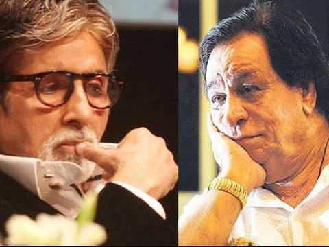 "Shocking Event when Kader Khan Revealed the Incident He lost films for not calling Amitabh Bachchan ""Sir Ji"""