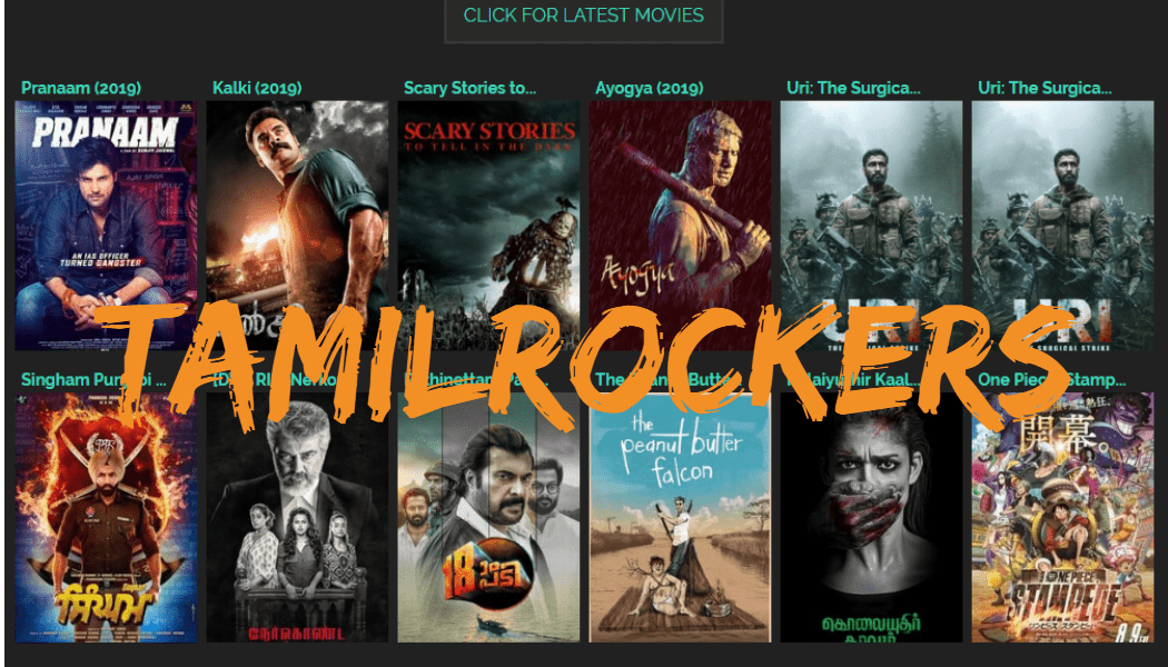TamilRockers 2019 -Download Latest released HD Telugu, Tamil, Hindi